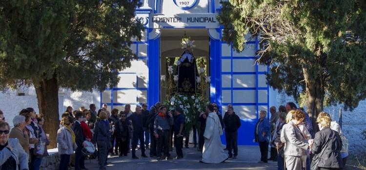 XXV Aniversari Coronació Mare de Déu dels Dolors: Sector Parroquia diumenge 5 de novembre
