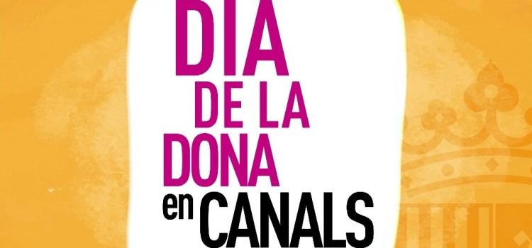 El  8 de març es commemora a Canals el dia de la Dona