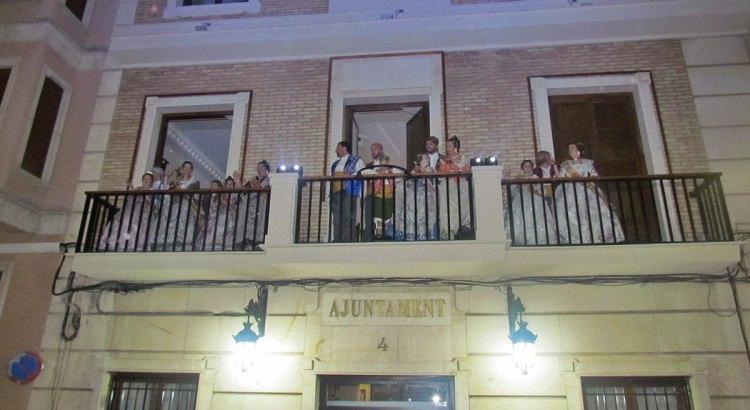 La Llosa de Ranes dóna el tret d'eixida a les Falles 2018 amb la Crida