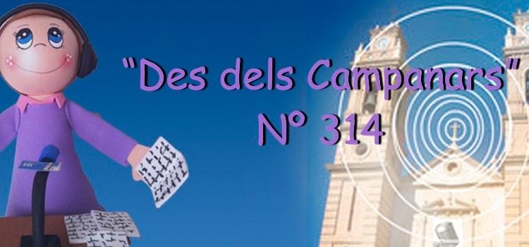 Des dels Campanars Nº314