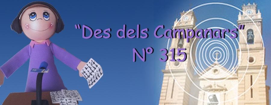 Des dels Campanars Nº315