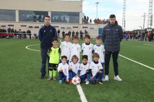 Doce equipos clasificaron en la segunda jornada de Copa-Prebenjamín