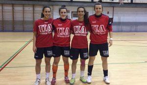 España cita a cuatro jugadoras de la UA al Torneo de Moscú
