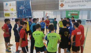 Fútbol Sala: Infantiles y alevines entrenarán en Burjassot