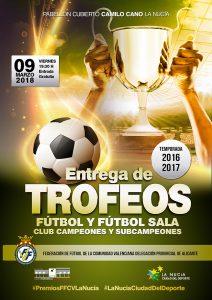 Gala de Premios de la provincia de Alicante
