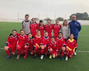 La Selección Alevín femenina jugará un amistoso en Villena