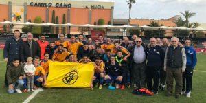 La Selección Amateur se cita con la historia en Zaragoza