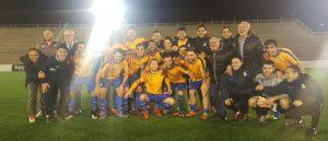La Selección Amateur se conjura para la Copa de las Regiones UEFA
