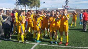 Levante UD, próximo rival de la Selección Femenina Sub-18