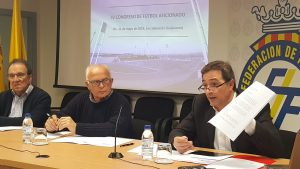 Primer encuentro para el IV Congreso de Fútbol Aficionado