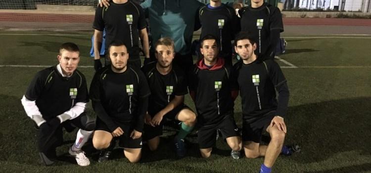 18ª Jornada de futbol 7 aficionat