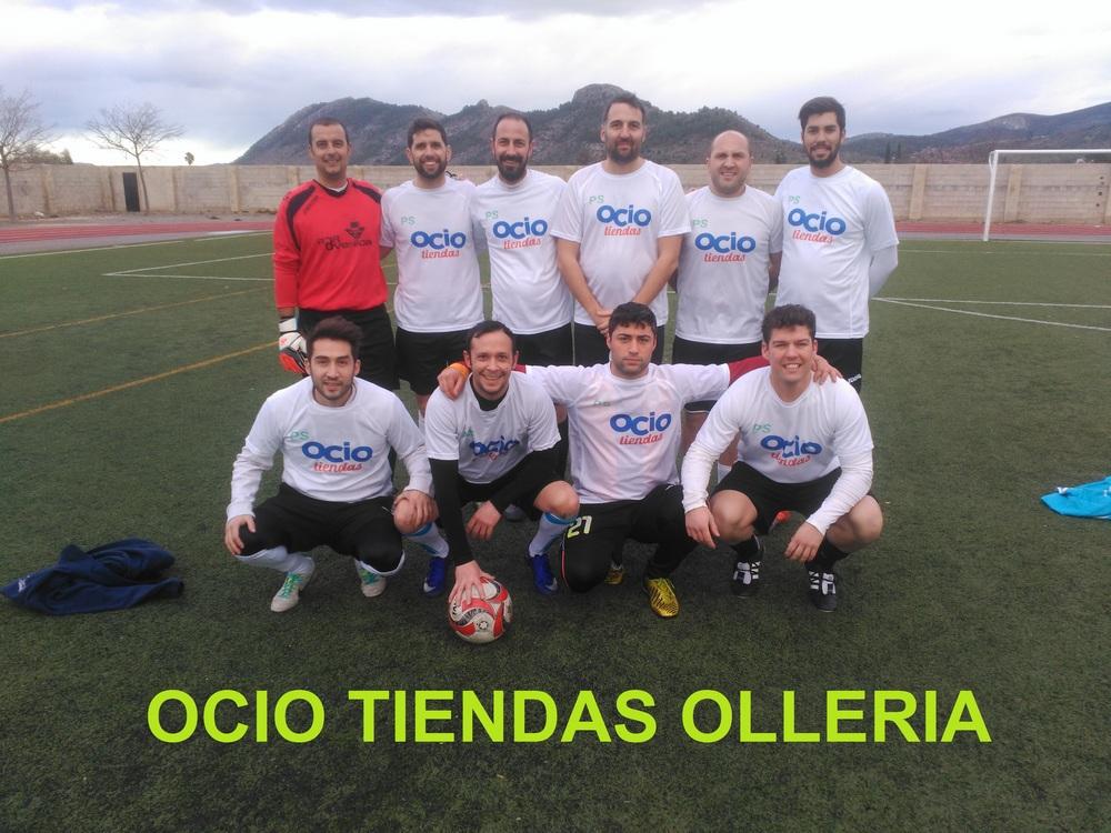 17ª jornada futbol 7 aficionat