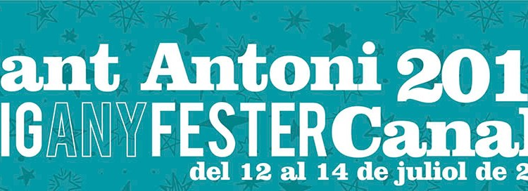El Mig Any Fester 'Sant Antoni 2019' es presentarà demà a les 20:00h en Ca Don José.