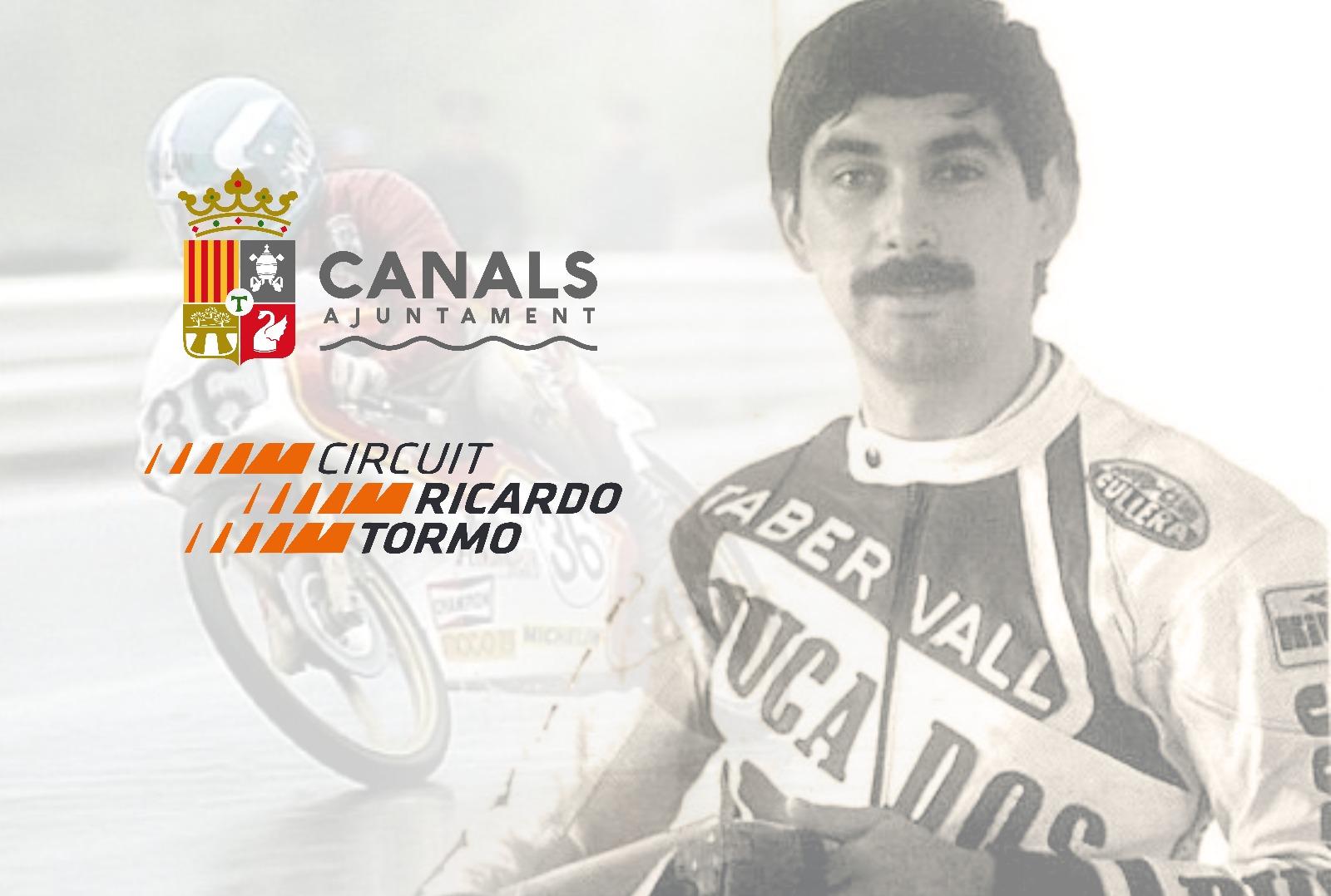 Canals acoge la presentación del vídeo del Gran Premio Motul de la Comunitat Valenciana.