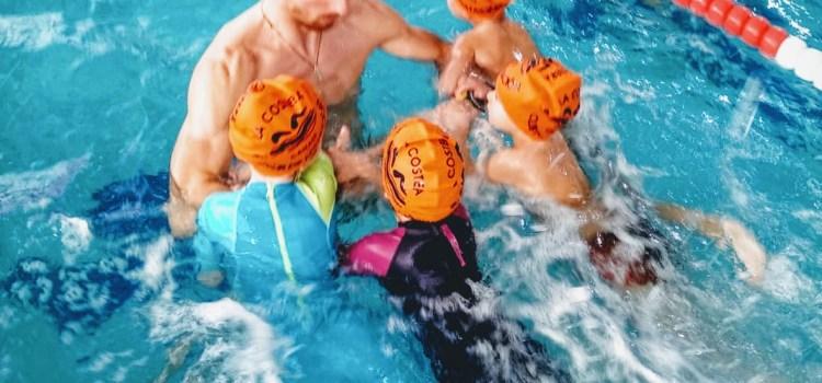 El 31 de agosto empieza la temporada del Club Natación La Costera Canals