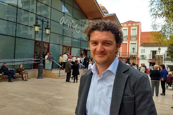El compositor canalense David Penadés-Fasanar gana el Premio de composición Ciudad de Badajoz con su obra 'Bad-El-Ca'.