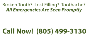 Thousand-Oaks-Dentist-Emergencies - Call 805-499-3130