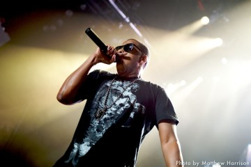 Jay Z on Cone Magazine