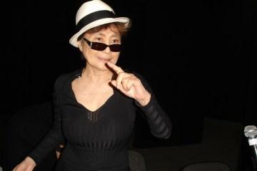 Yoko Ono, John Lennon on Cone Magazine