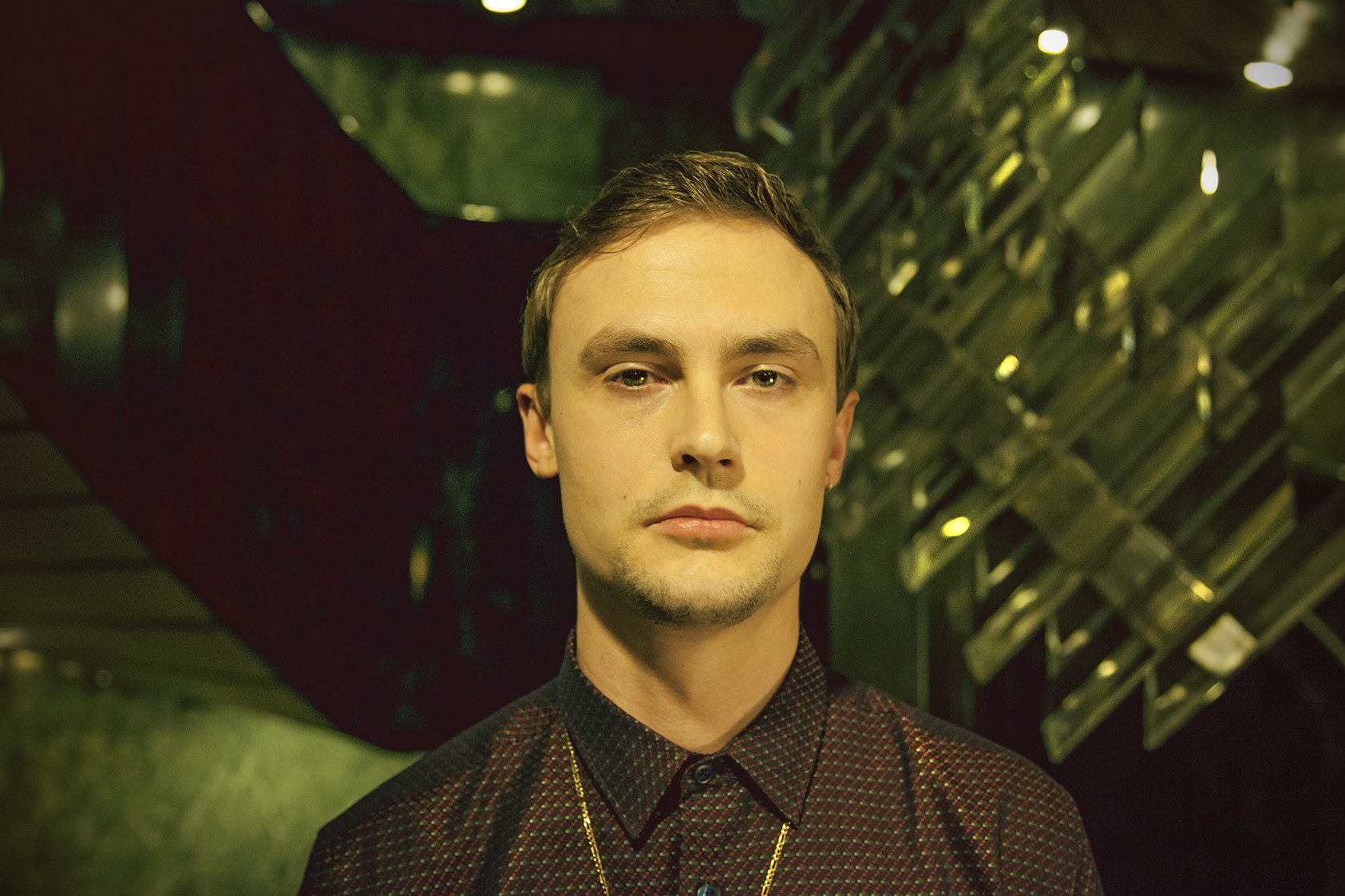 Lapalux news on Cone Magazine