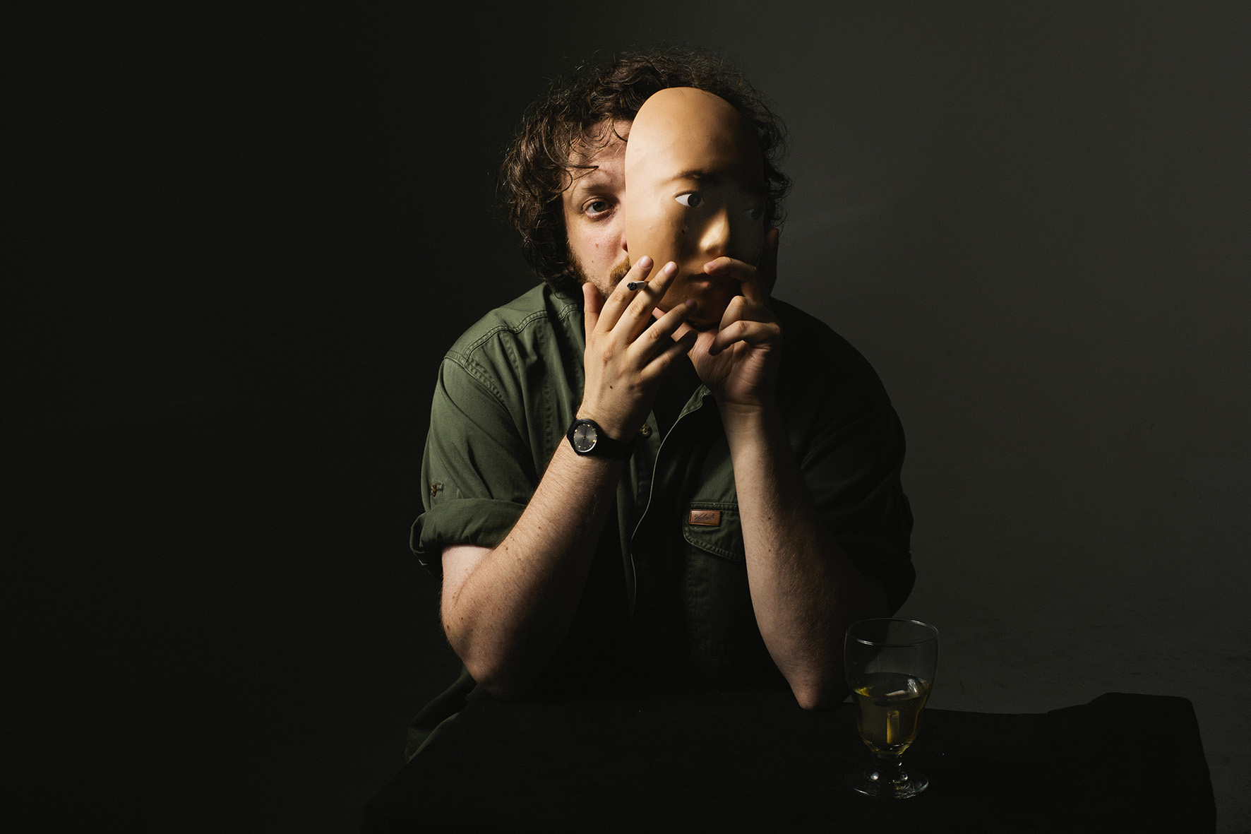 Oneohtrix Point Never at Lux Aeterna