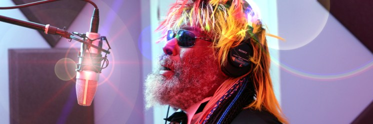 George Clinton on Dimension 2015 Lineup for Cone Magazine