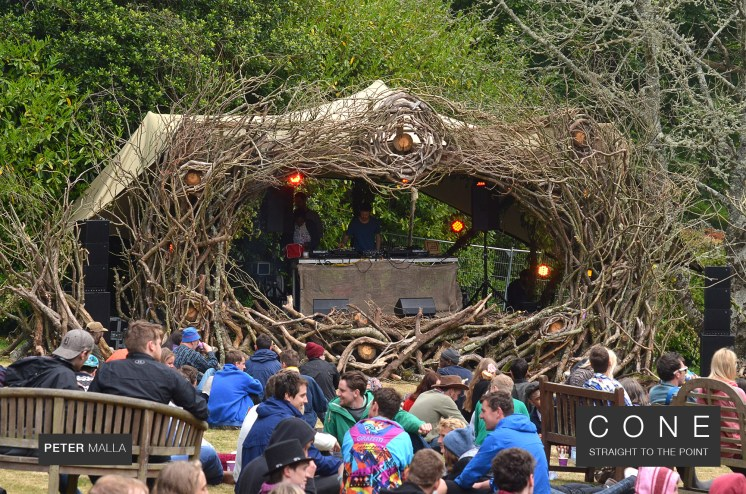 Trawler Stage at Gottwood music festival review on Cone Magazine