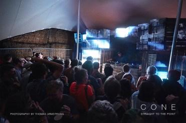 The Badger Hole, Farr festival, Cone Magazine