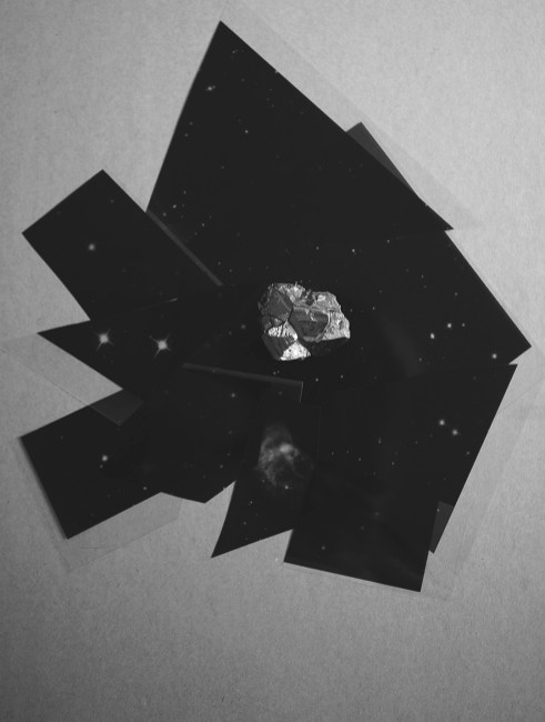 Alexandra Lethbridge-The Meteorite Hunter