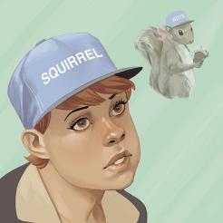 Tyler the Creator/Squirrel Girl