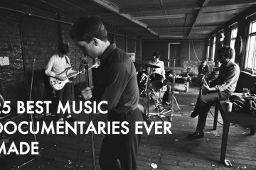 25 best music documentary's ever made