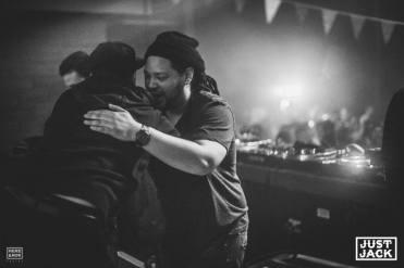 DJ Qu, Just Jack 10th Birthday, Bristol on Cone Magazine