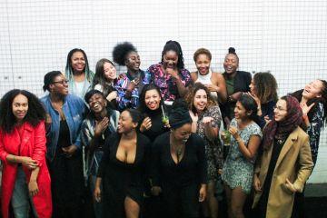 gal-dem Girl Collective Cone magazine