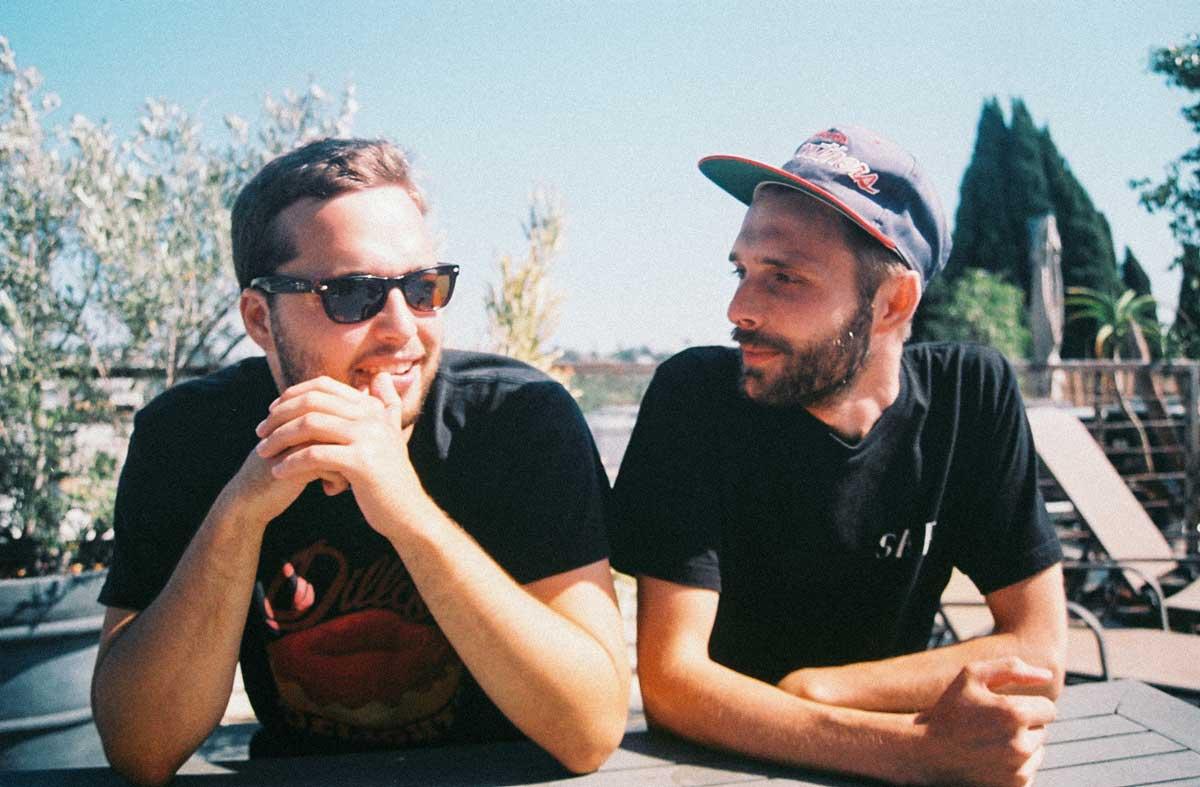 Max Graef and Glenn Astro interview Money $ex on Cone Magazine