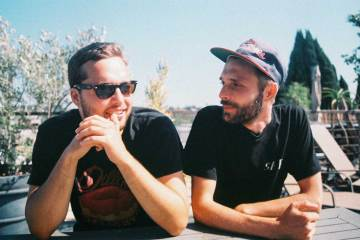 Max Graef and Glenn Astro interview Money $ex on Cone Magazine