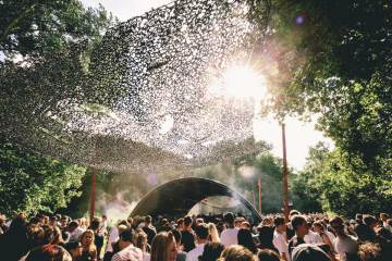 Dekmantel Festival Amsterdam review 2016 on Cone Magazine