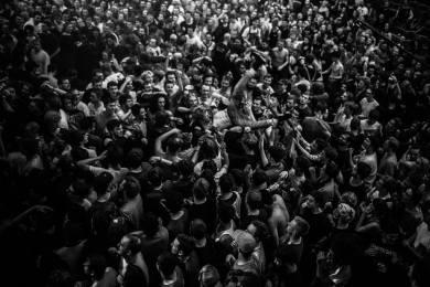Death Grips Simple Things festival bristol cone magazine
