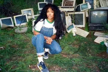 SZA to release deluxe version of Ctrl - new on Cone Magazine