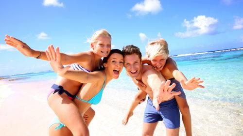 vacanza famiglia mare