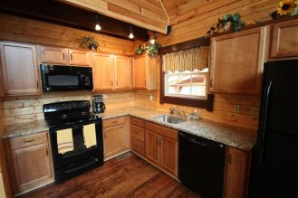 Alpine Ridge Kitchen