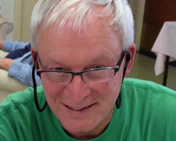 Jim Davis, Office Manager, Lend A Hand