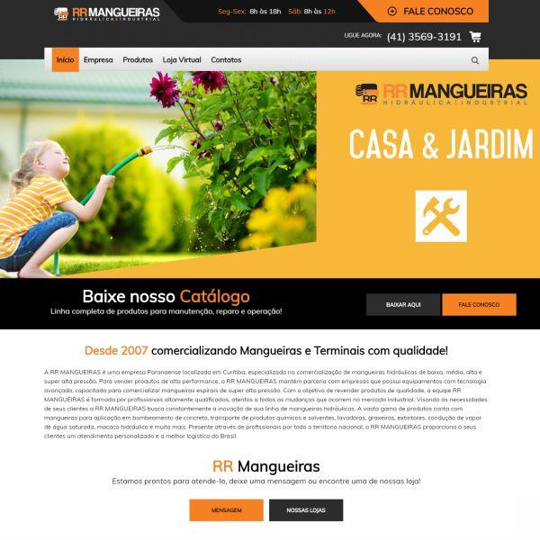 Mangueiras e Conexões em Colombo - Curitiba
