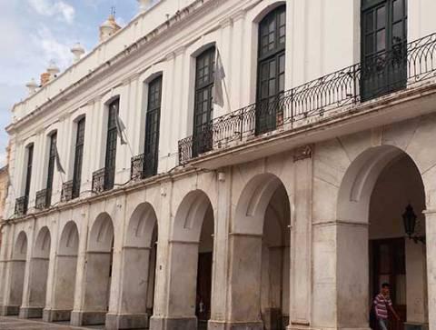 El Cabildo Histórico de Córdoba en imágenes