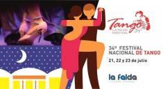 El Festival Nacional de Tango 2017 en la Falda