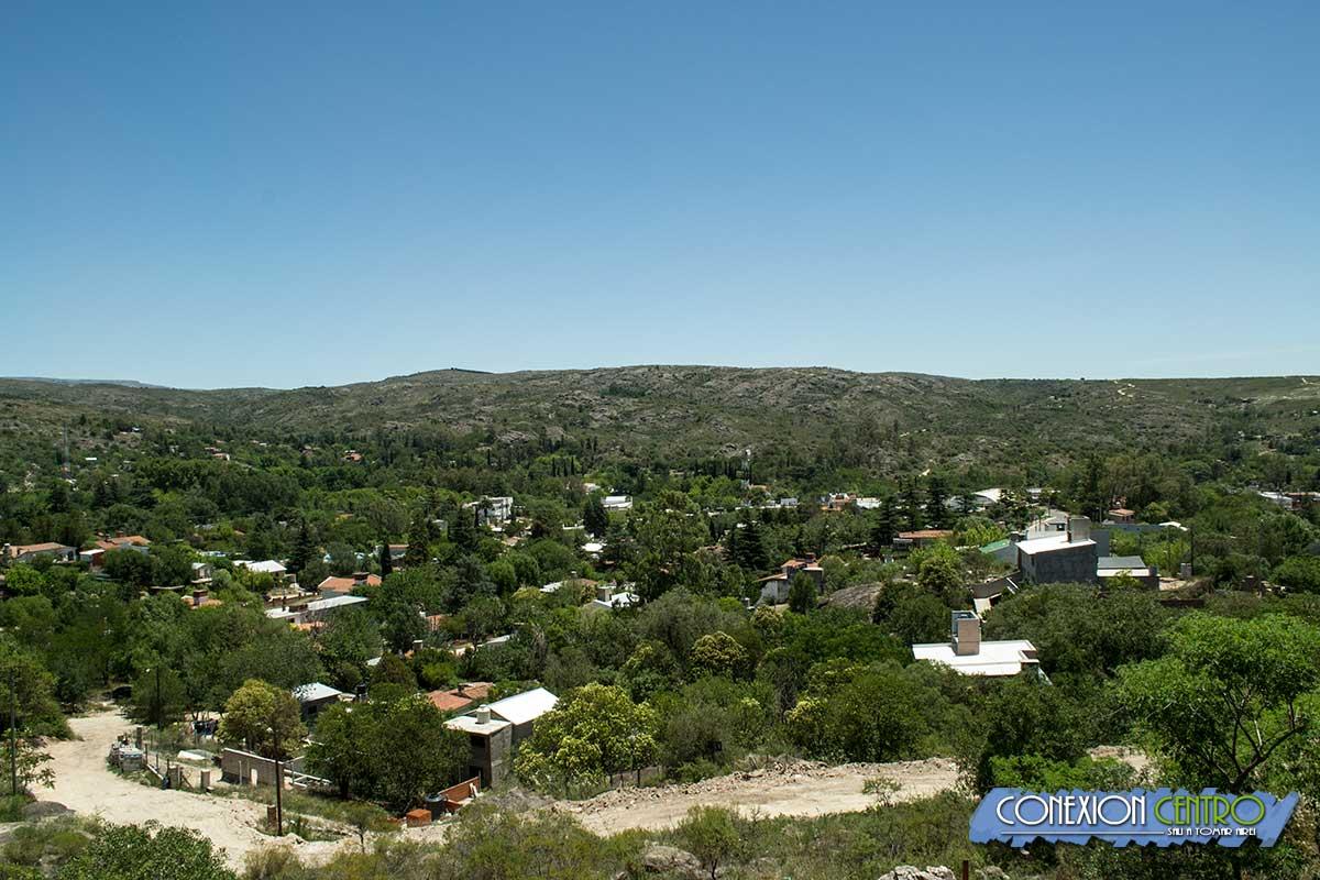 Localidad de Tanti