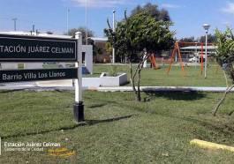 Estación Juarez Celman es puerta del norte cordobés