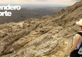Ascenso a la cumbre del Cerro Mogote