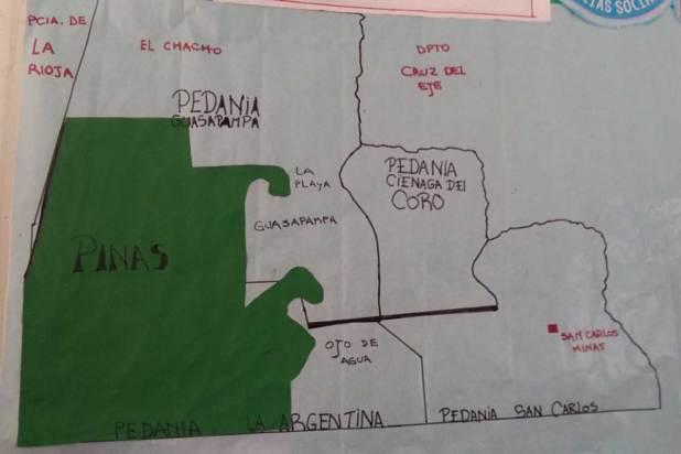 Estancia Pinas es el nuevo Parque Nacional Traslasierra