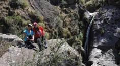Cascada Escondida de La Cumbrecita