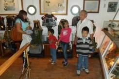 Museo Nacional de Malvinas en Oliva